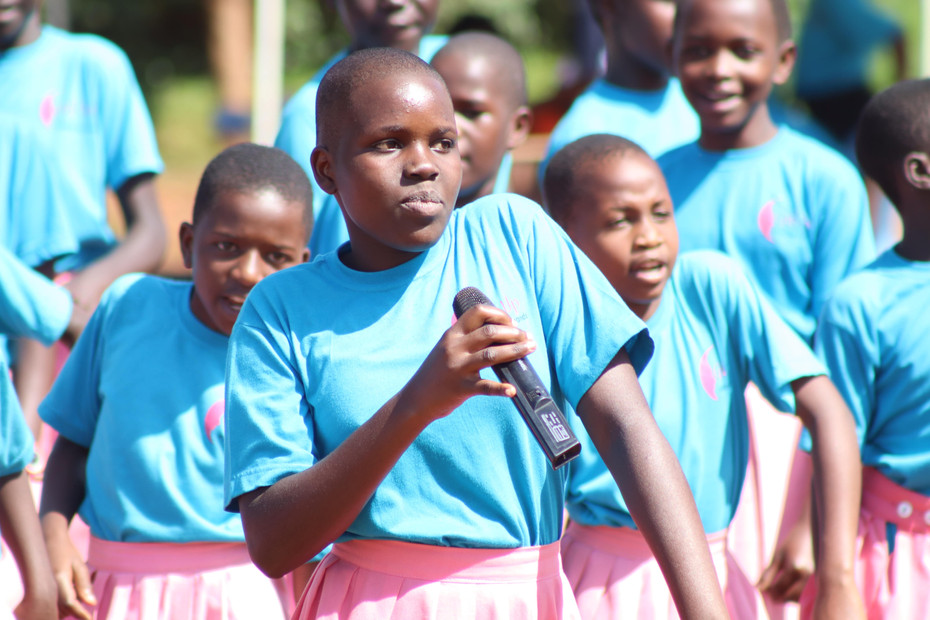 Celebrating Girls' Empowerment on the Girl Up Day!