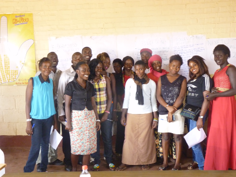 Peer Education & Youth Leadership with the Ni-Yetu Project!