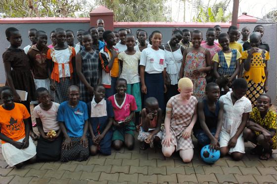 Launch of the Big Sisters Mentorship Program