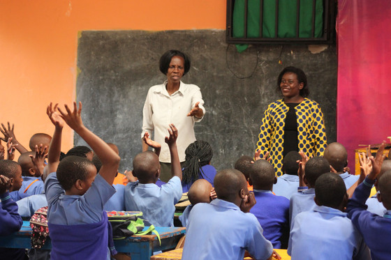 TEACHER SPOTLIGHT: Meet Genevieve Akello, Teacher and Counselor for Differently-abled Girls