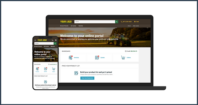 Introducing the AgVend Grower Portal and Packages