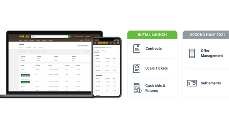 AgVend adds digital grain offering to its Grower Portals