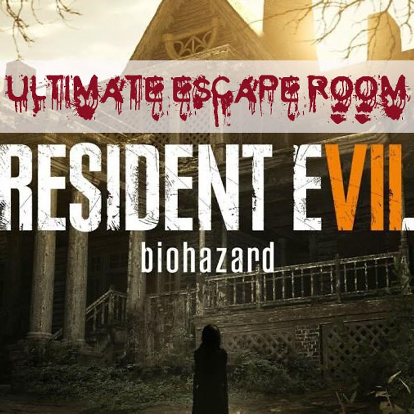 Ultimate ESCAPE ROOM Resident Evil