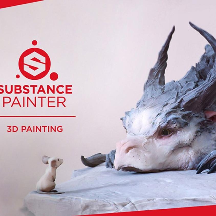 Curso de iniciación a Substance Painter