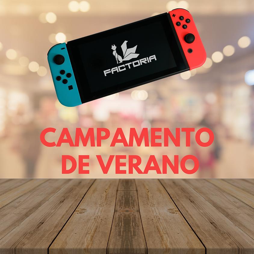 CAMPAMENTO DE VERANO 16 A 30 JULIO (PRESENCIAL)