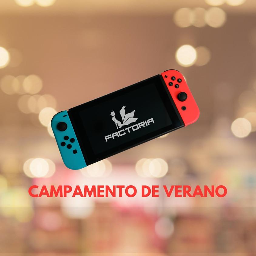 CAMPAMENTO DE VERANO DEL 1 AL 12 DE SEPTIEMBRE