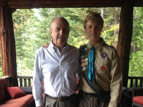 Eagle Scout Project