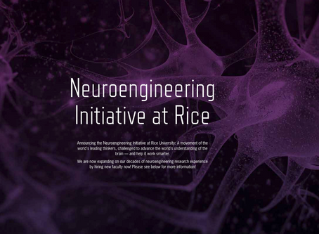Dr. Luan to join the faculty at Rice ECE and NeuroEngineering