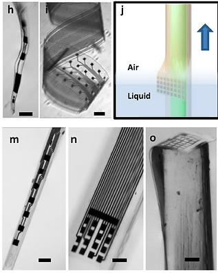 16. Nanoelectronic coating enabled versatile multi-functional neural probes