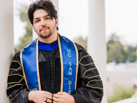 Mehran Ganji joins as a postdoc scholar