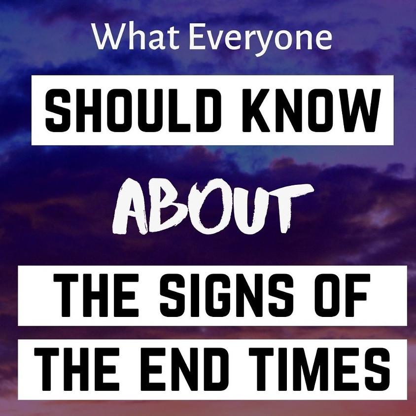 End Times Seminar pt 2