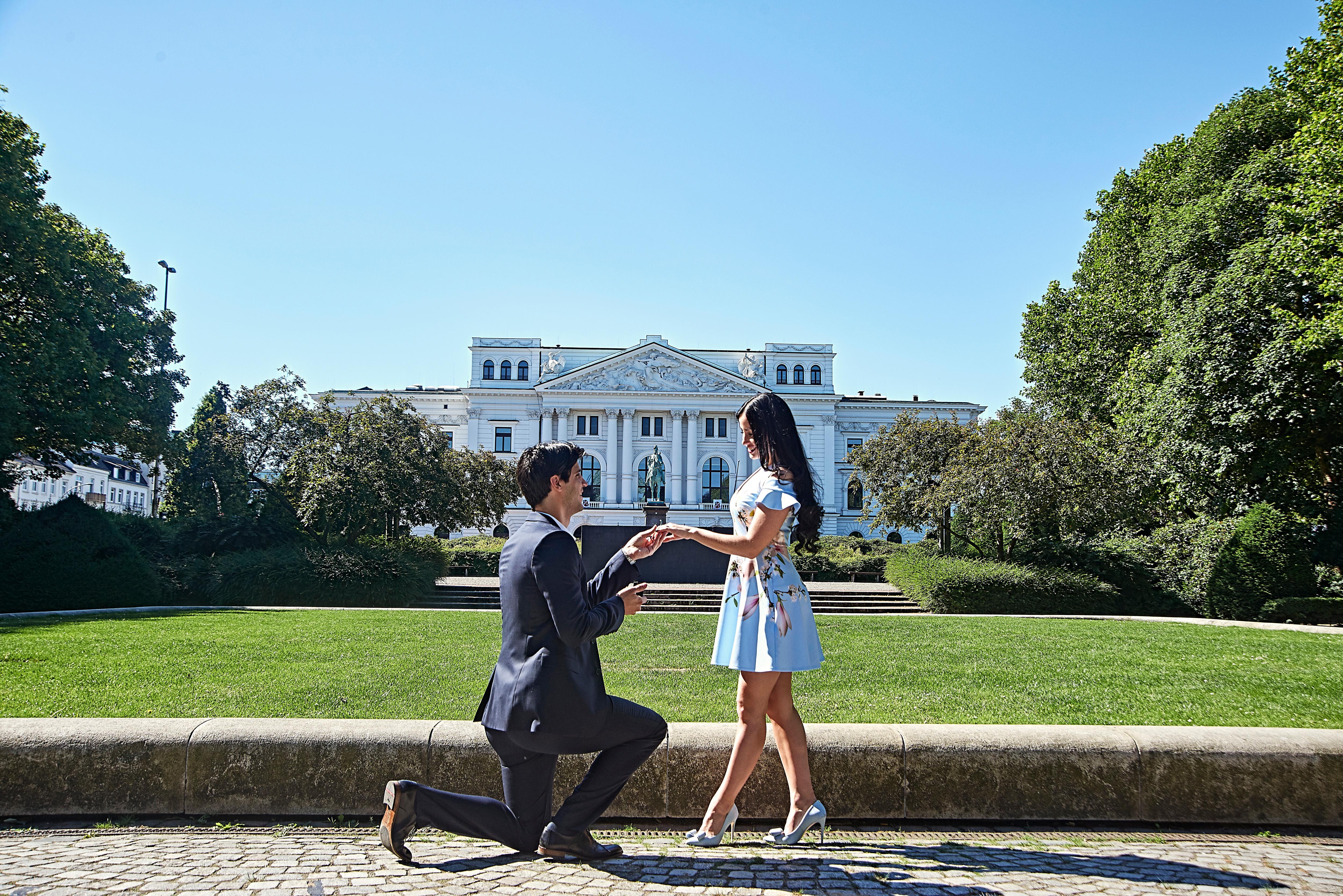 Engagement Photoshooting