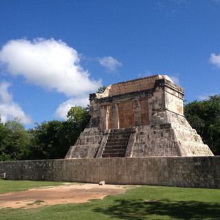 Ball Game in chichen itza