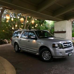Private tour SUV