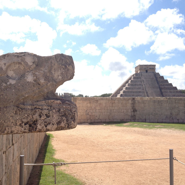 Kulkulcan pyramid