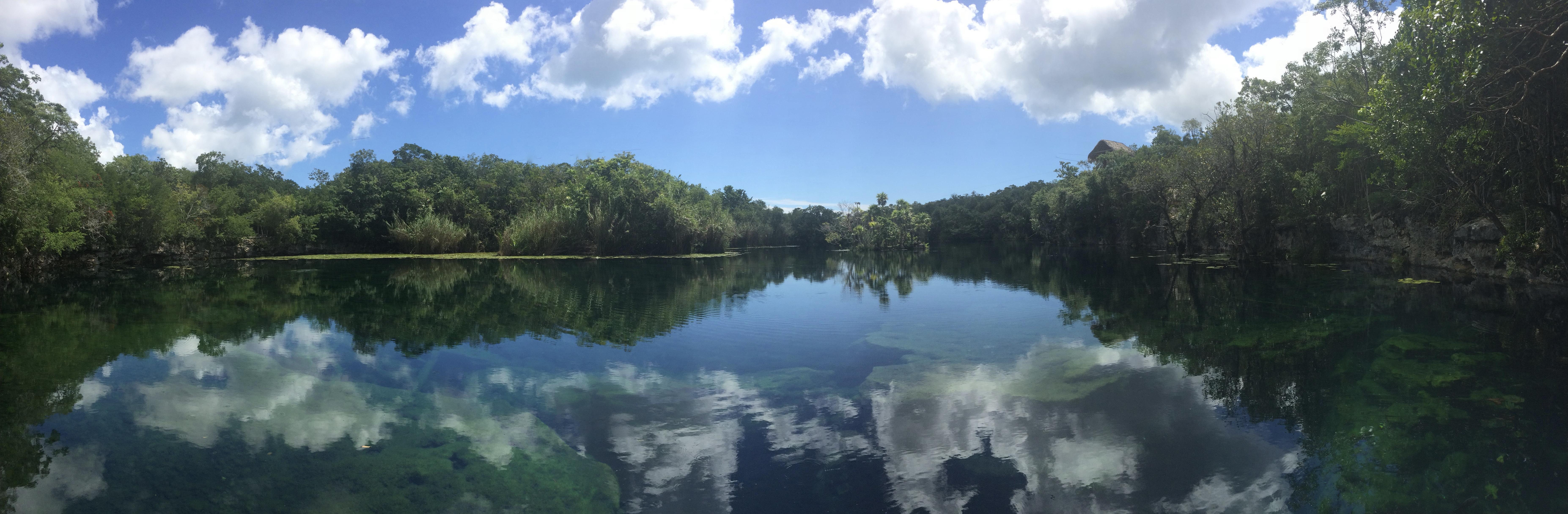 Cenote tankah