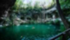 X canche cenote