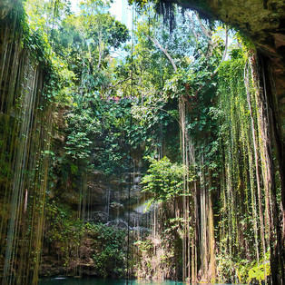 Cenote Chichen itza