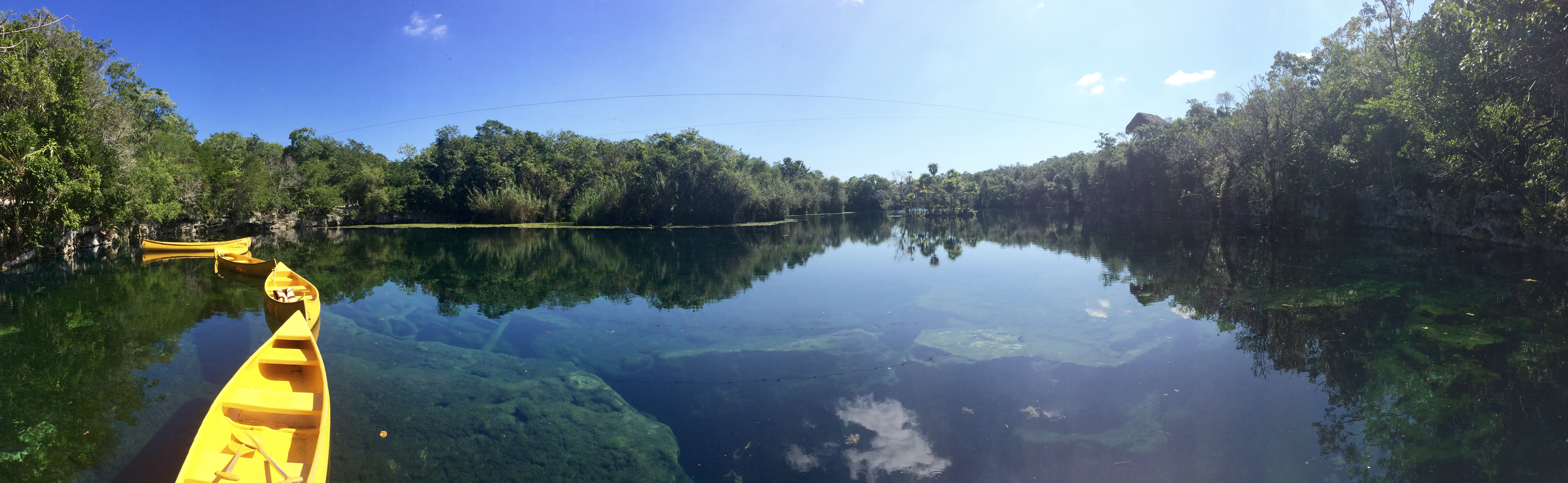 Cenote à tankah