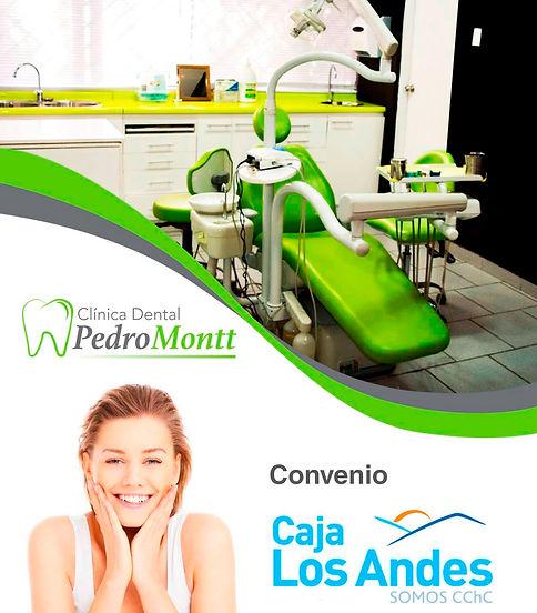 convenio caja los andes clinica dental p