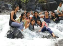 Dandeli-natural jaccuzi bath