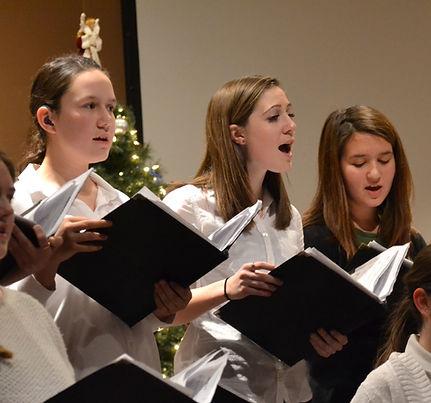 BCA High School Choir