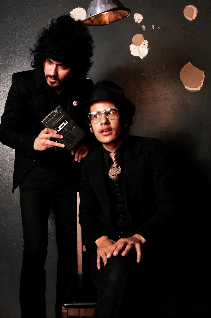"""INERTIATIC ESP"" NEW SINGLE FROM THE MARS VOLTA"