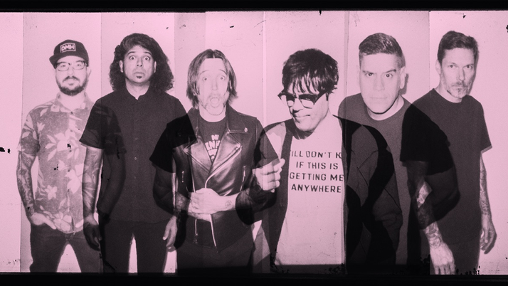 """BILLY TALENT TEAM WITH RIVERS CUOMO OF WEEZER ON NEW SINGLE """"END OF ME"""""""