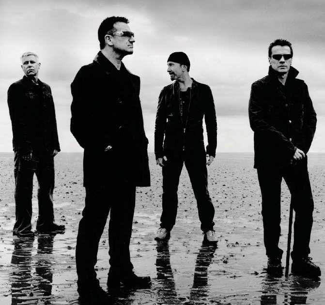 U2 – Posible Nuevo Álbum y Gira en 2017