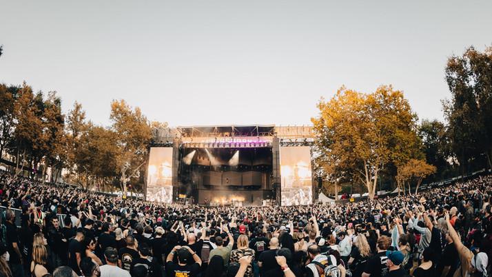 Metallica Welcomes Back Aftershock