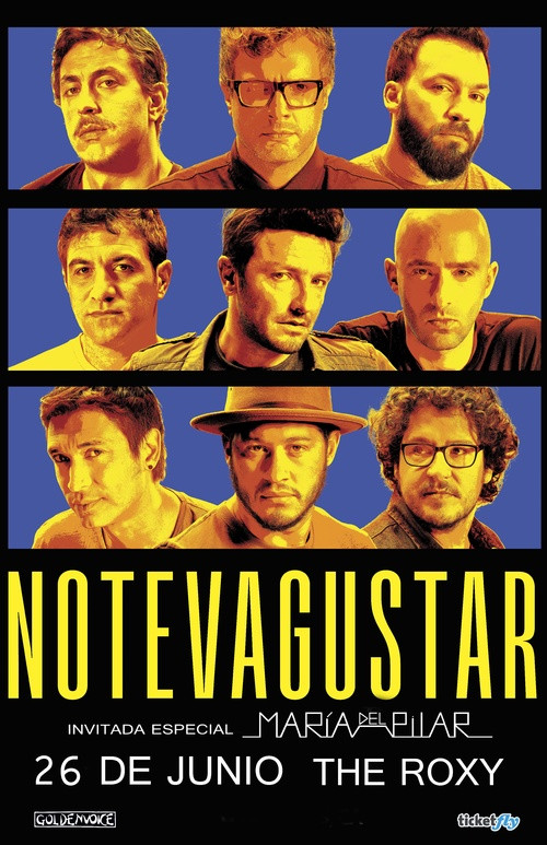 NTVG – Se Presenta En El Legendario Roxy Theatre