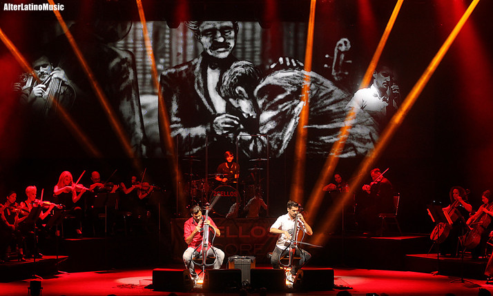2Cellos at The Greek Theater