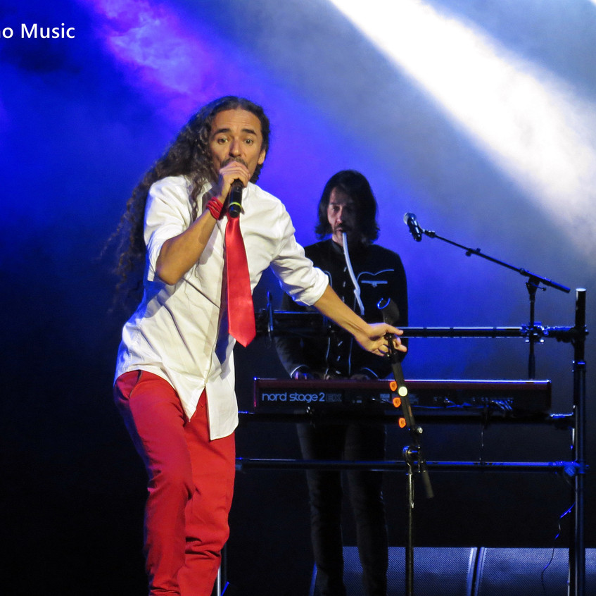 Cafe tacvba at the joint 201