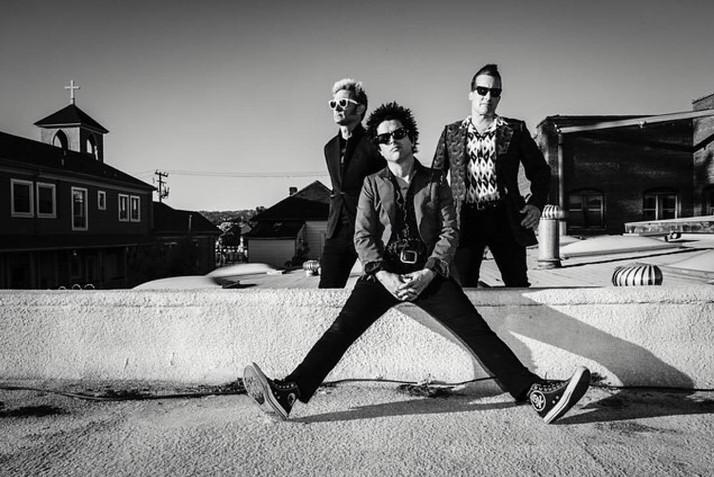 Green Day Regresa con un Big Bang
