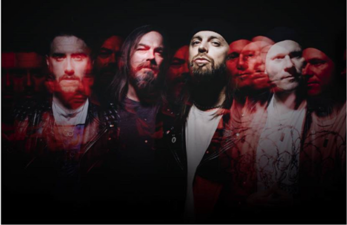 """BULLET FOR MY VALENTINE RELEASE NEW SINGLE/ VIDEO """"PARASITE"""""""