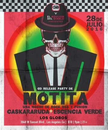 Motita Vuelve Con Nuevo Album