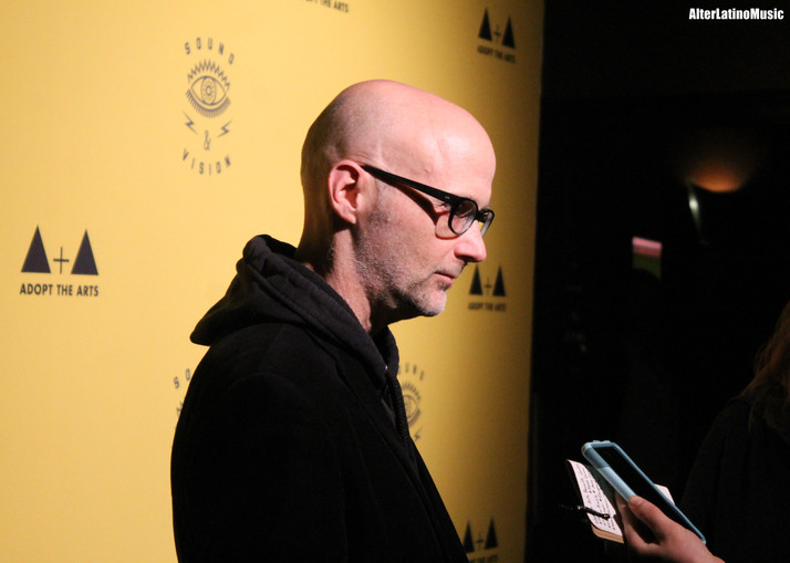 Adopt the Arts Honors Moby