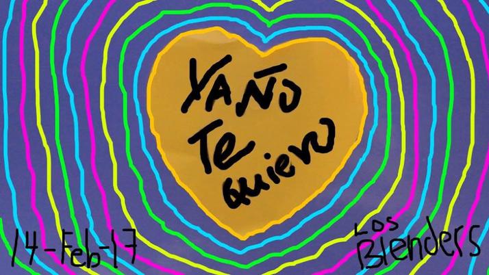"""Los Blenders Lanzan Nuevo Sencillo, """"Ya No Te Quiero"""""""
