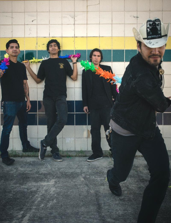 "Tex-Mex Band Piñata Protest Presents New Video For ""DUI"""