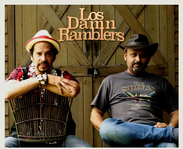Shake Rattle and Roll with Los Damn Ramblers