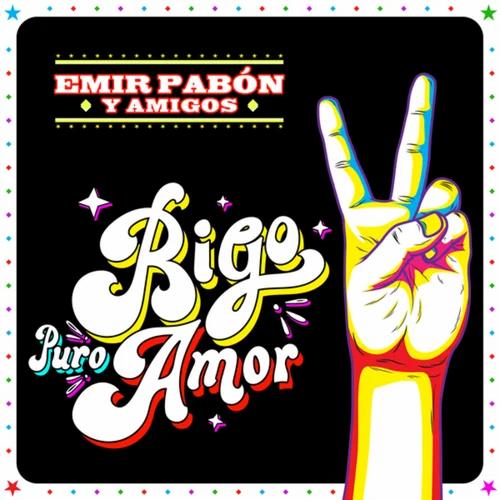 Emir Pabón y Jonaz colaboran en La Calandria Canta extraido del album tributo Rigo Puro Amor