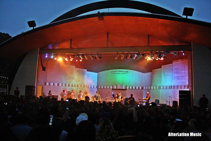 The Paranoias regresan al Levitt Pavillion en el MacArthur Park el viernes 6 de agosto, 2021