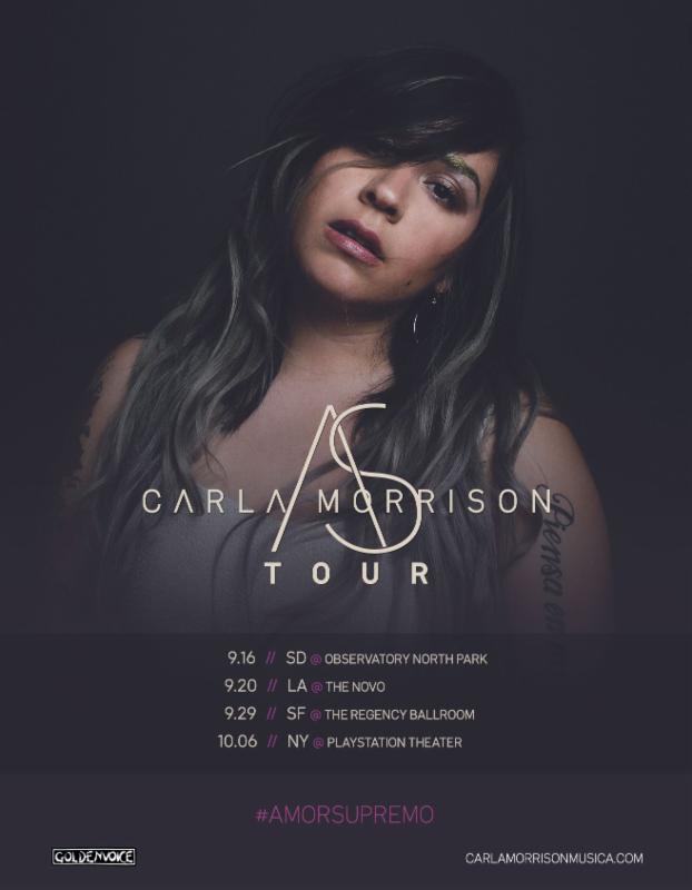 Carla Morrison – Comienza su Gira Amor Supremo