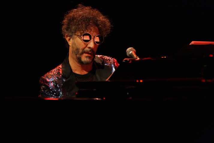 FITO PAEZ RECIBIRA EL PREMIO A LA EXCELENCIA MUSICAL OTORGADO POR LA ACADEMIA LATINA DE LA GRABACION