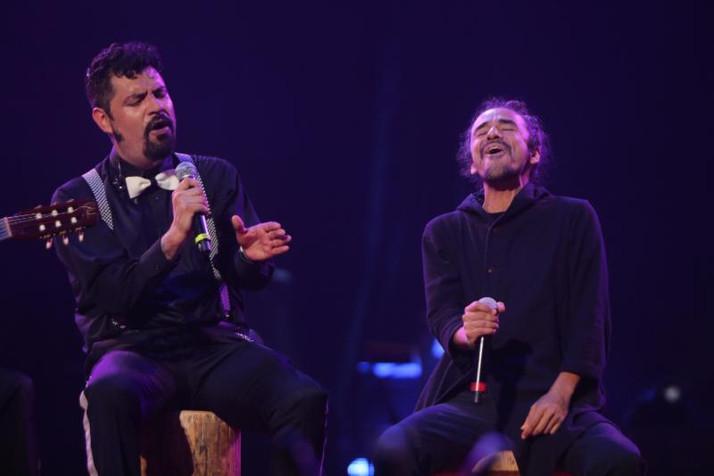 Panteón Rococó Celebra XX Años con Rubén Albarrán