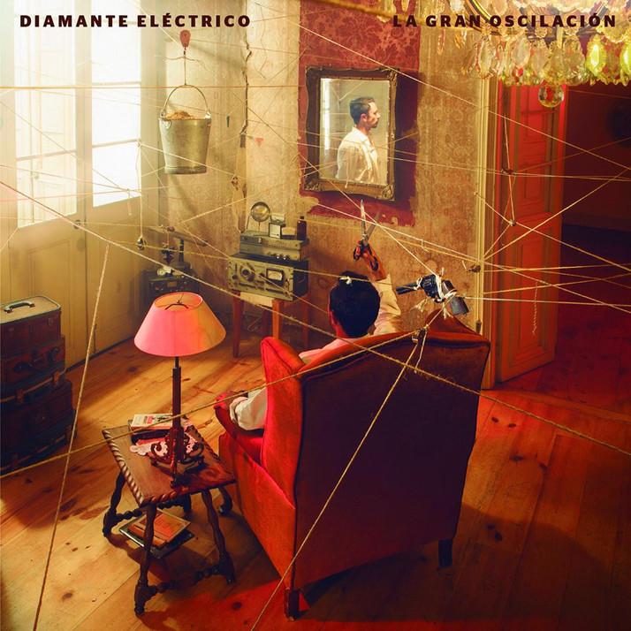 La Gran Oscilación – Nuevo álbum de Diamante Eléctrico