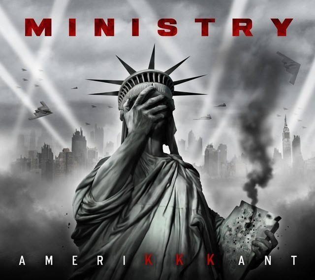 Ministry Presents Their New Album AmeriKKKant At The Ace of Spades