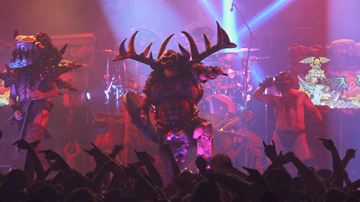 """""""This is GWAR"""" Feature Length Documentary to Debut at This Year's Fantastic Fest Sep 23rd-30th"""