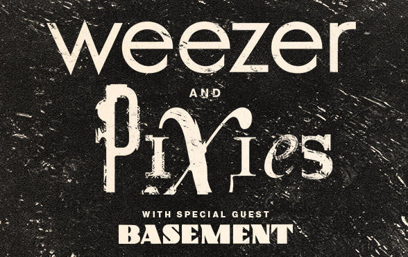 Pixies And Weezer Co-headline show at Golden 1 Center