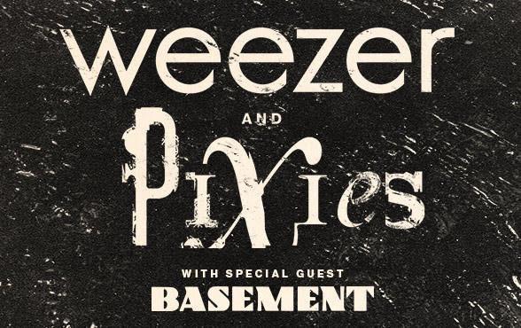 Pixies And Weezer Co-headline show at Golden 1 Center